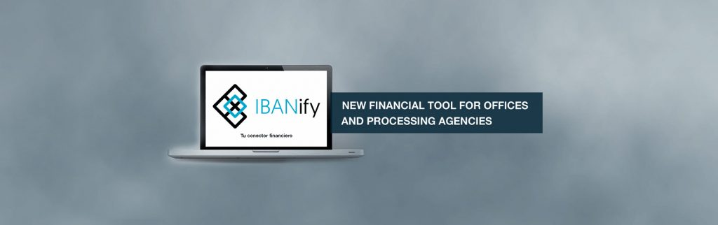 IBANify, the new financial tool for consultants