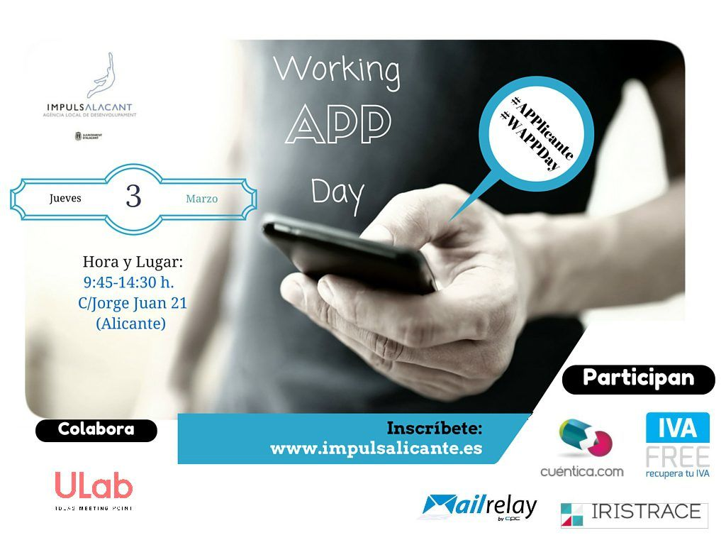 Ivnosys at Working App Day