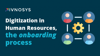 Digitization in Human Resources, the onboarding process