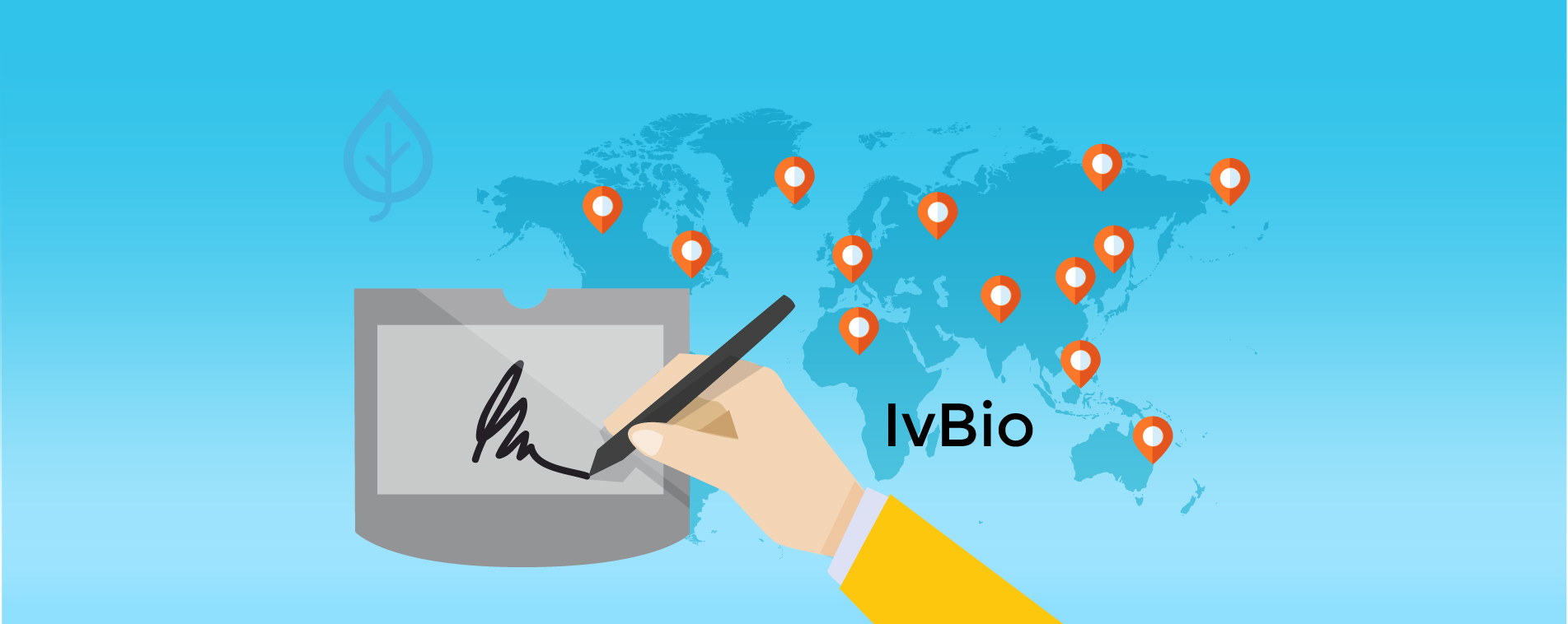 IvBio biometric signature