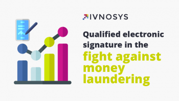 Qualified electronic signature in the fight against money laundering