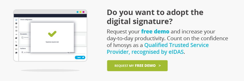 Do you want to adopt the digital signature? Request your free demo