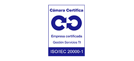 20000-1 ISO Certification