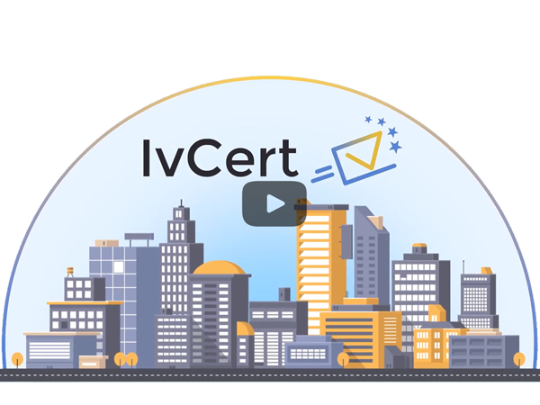 electronic signature IvCert