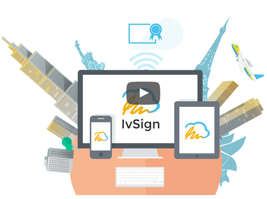 centralized digital certificate ivsign