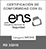 ENS Certification