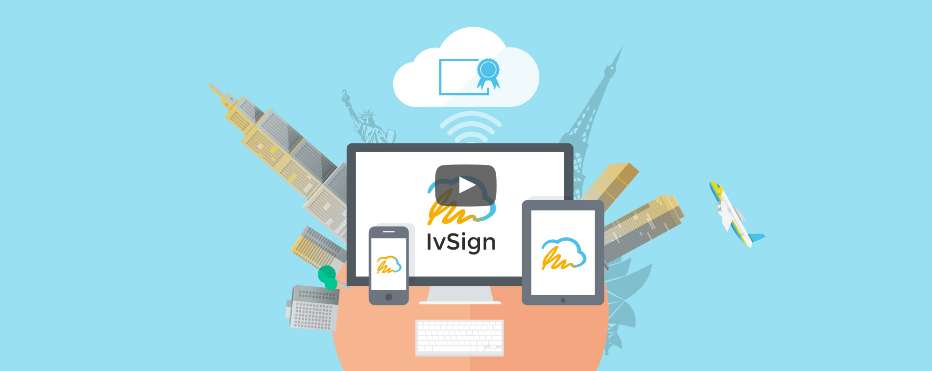 centralizacion certificado digital IvSign